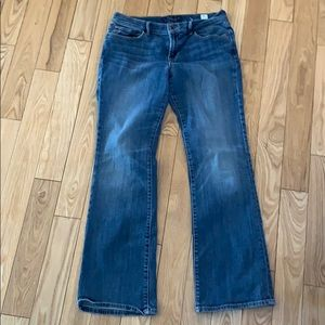 Lucky sweet and low bootcut jeans